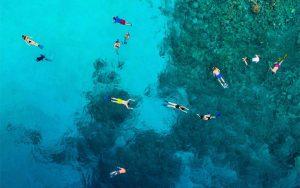 excursion en catamarán y snorkel en la Reserva Marina del Cabo de San Antonio de Dénia