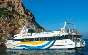 travesía marina tres cabos Dénia - San Antonio - San Martín - Cabo de La Nao