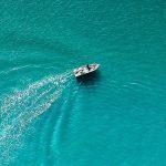 barco de excursión por la costa de Blanca en Dénia