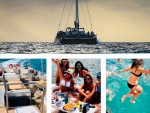 excursion en barco y catamaran por la Costa Blanca